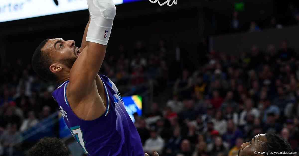 Quick Recap: Memphis Grizzlies Begin West Coast Road Trip With Loss to the Utah Jazz