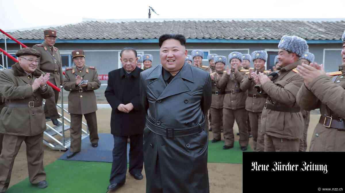 Nordkorea sagt Gespräche über atomare Abrüstung ab und meldet «wichtigen militärischen Test»