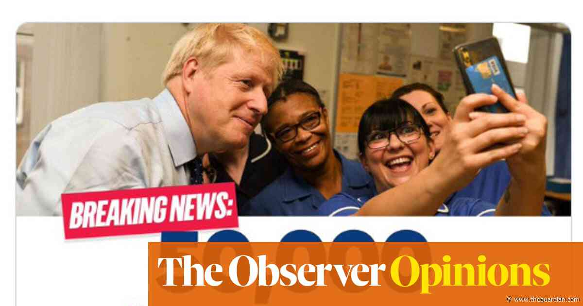 Brace yourself, the flood of lies in this election is about to become a torrent | Nick Cohen