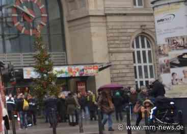 Mannheim – Oberleitungsstörung  bei der Bahn – Massive Einschränkung zwischen Frankfurt und Mannheim