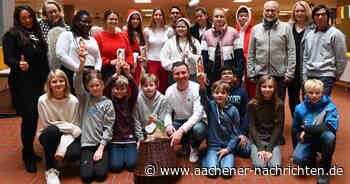 Einhard-Gymnasium: Zu diesem Erfolg haben viele beigetragen