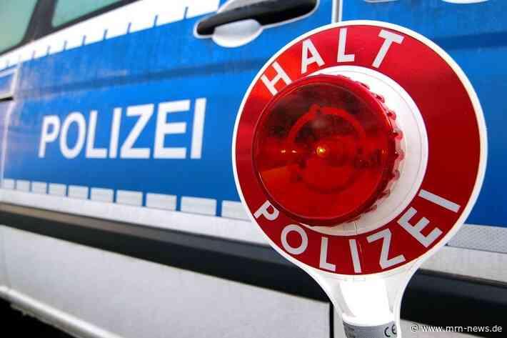 Rhein-Pfalz-Kreis – Mit 2,17 Promille auf gestohlenem Rad unterwegs