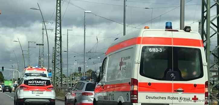 Ludwigshafen – Unfall mit betrunkenem Radfahrer in der Kaiser-Wilhelm- Sraße