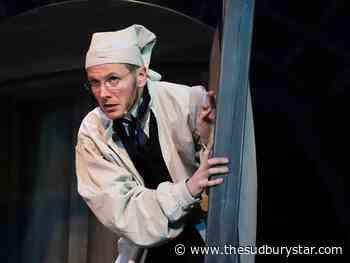 Sudbury Theatre Centre's A Christmas Carol a delight