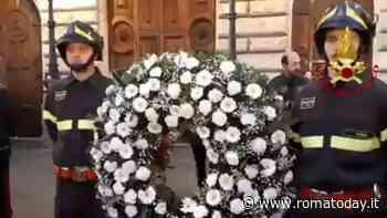 VIDEO | Omaggio alla Madonna di piazza di Spagna, le immagini