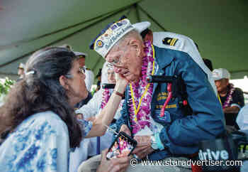 As numbers dwindle, WWII veterans enjoy unrivaled respect