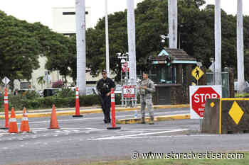 Pearl Harbor shipyard shooting victim in stable condition, requests privacy