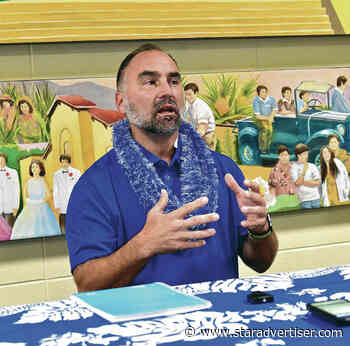 Maui High School looks to new football coach to rebound from winless season