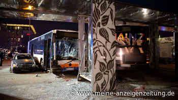 Nach tödlichem Bus-Unfall in Wiesbaden: Fahrer schweigt