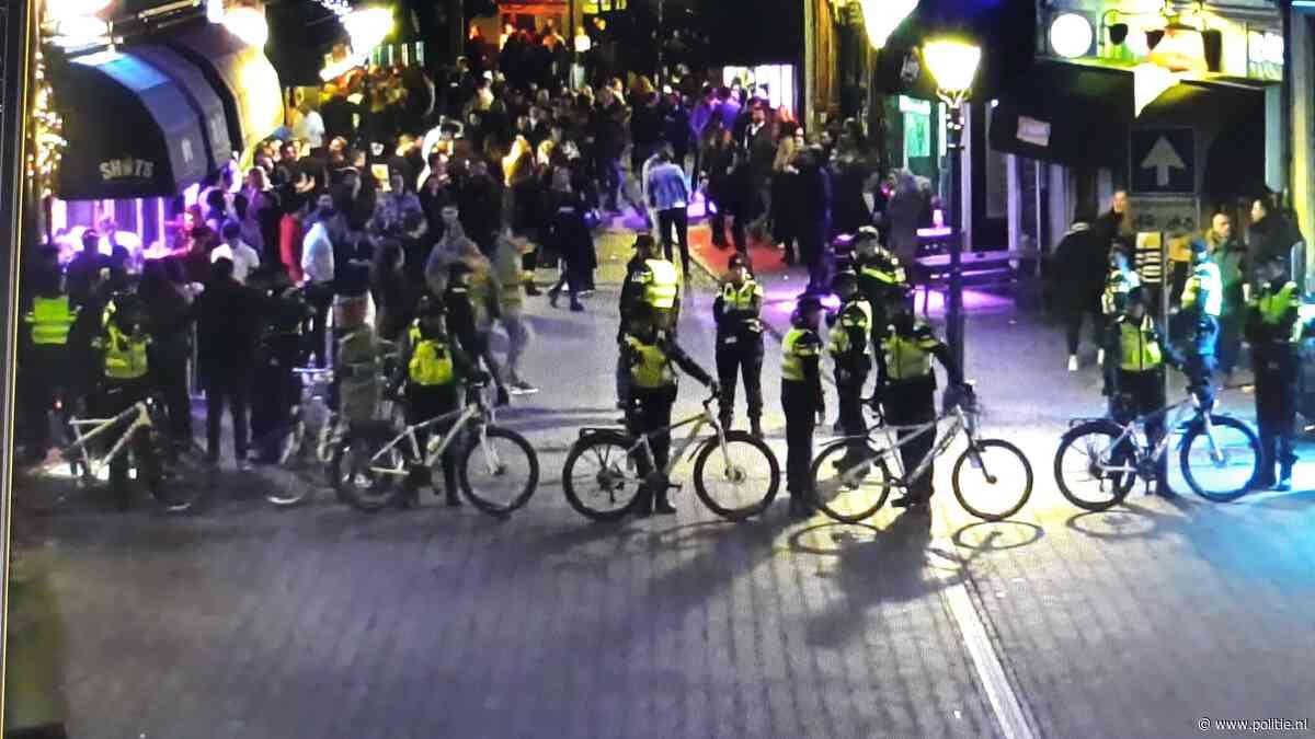 Breda - Preventief fouilleren Breda