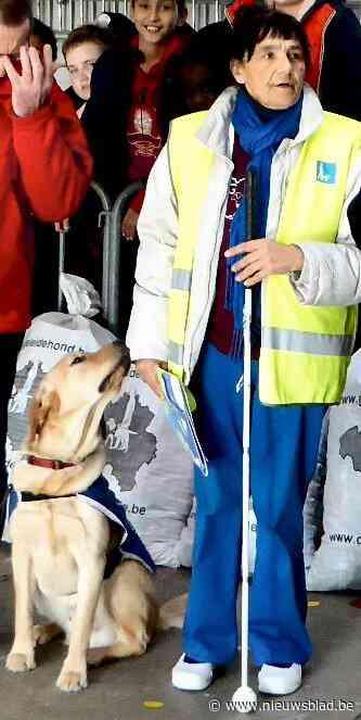 Dopjesactie Denise Deinze ten voordele van Belgisch Centrum voor Geleidehonden