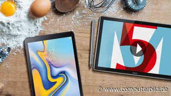 Android-Tablets im Test: 34 Modelle auf dem Prüftstand