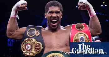 'Simplicity is genius': Anthony Joshua savours victory over Andy Ruiz Jr – video