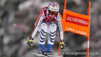 Ski alpin: Rebensburg und Weidle wollen aufs Podest