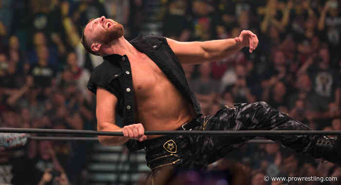 Moxley Returns to NJPW, Texas Death Match Set for Wrestle Kingdom
