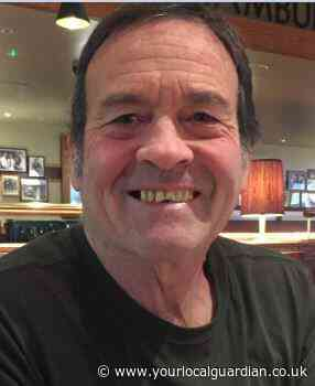 Concern for missing Morden man with dementia last seen with terrier dog