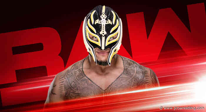WWE U.S. Title Match Announced for Monday Night Raw