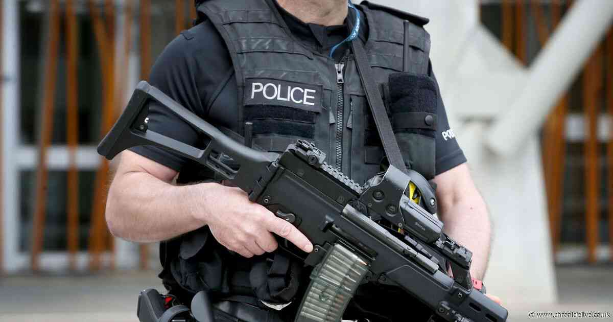Man shot in County Durham village in early hours as three people are arrested