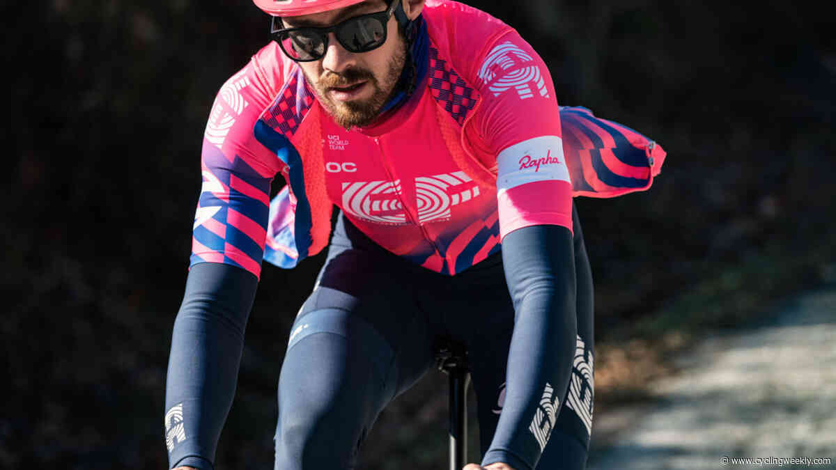 EF Education First reveal kit for 2020 season