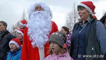 Weihnachtswette in Winzerla gewonnen