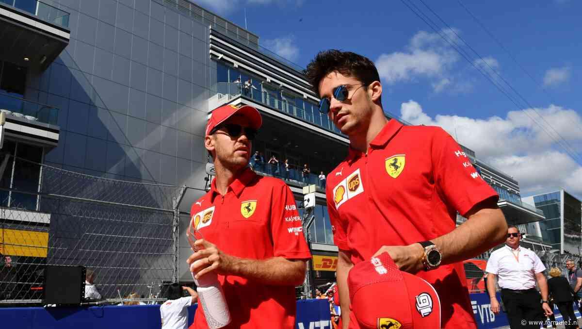 Olav Mol: 'Ik denk dat Vettel langer bezig is geweest in Leclercs hoofd te komen dan andersom'