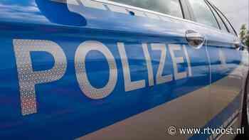 Dronken Enschedese vrouw bijt agent in arm in Gronau