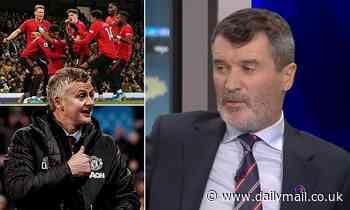 A win so good even Roy Keane is on board: Legend can't hide delight at Manchester United derby win