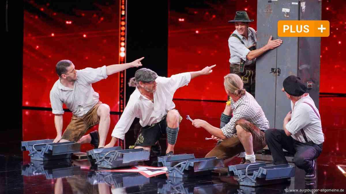 RTL-Supertalent: Die Alpin Drums spielen sich in (fast) alle Herzen