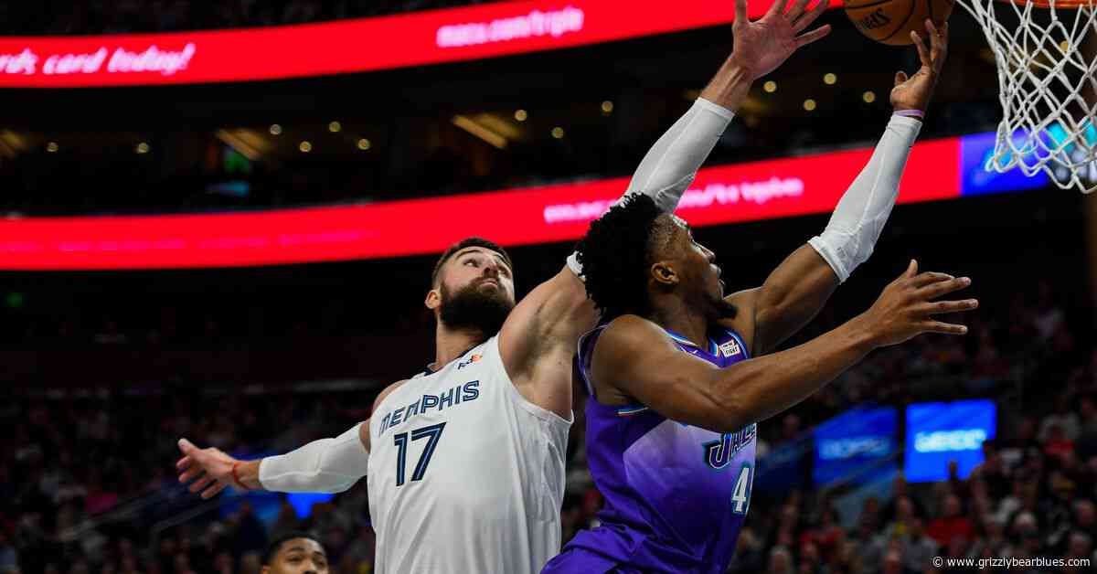 Report Card: Grizzlies drop 3rd straight