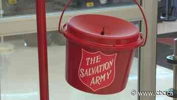 Donate at a Windsor Salvation Army kettle with debit or credit this year