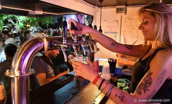 Con Dancing Mood y Pecadora, Monte Hermoso cierra la Fiesta de la Cerveza