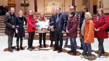 Für die Krypta der Jenaer Stadtkirche
