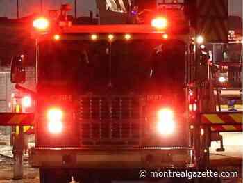 Arson suspected in Pierrefonds blaze