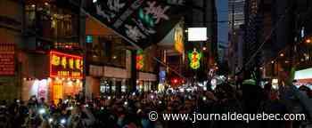 Huit cent mille manifestants à Hong Kong pour six mois de contestation