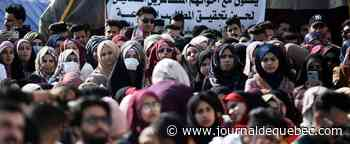 Manifestations à Bagdad et dans le Sud malgré plus de 450 morts