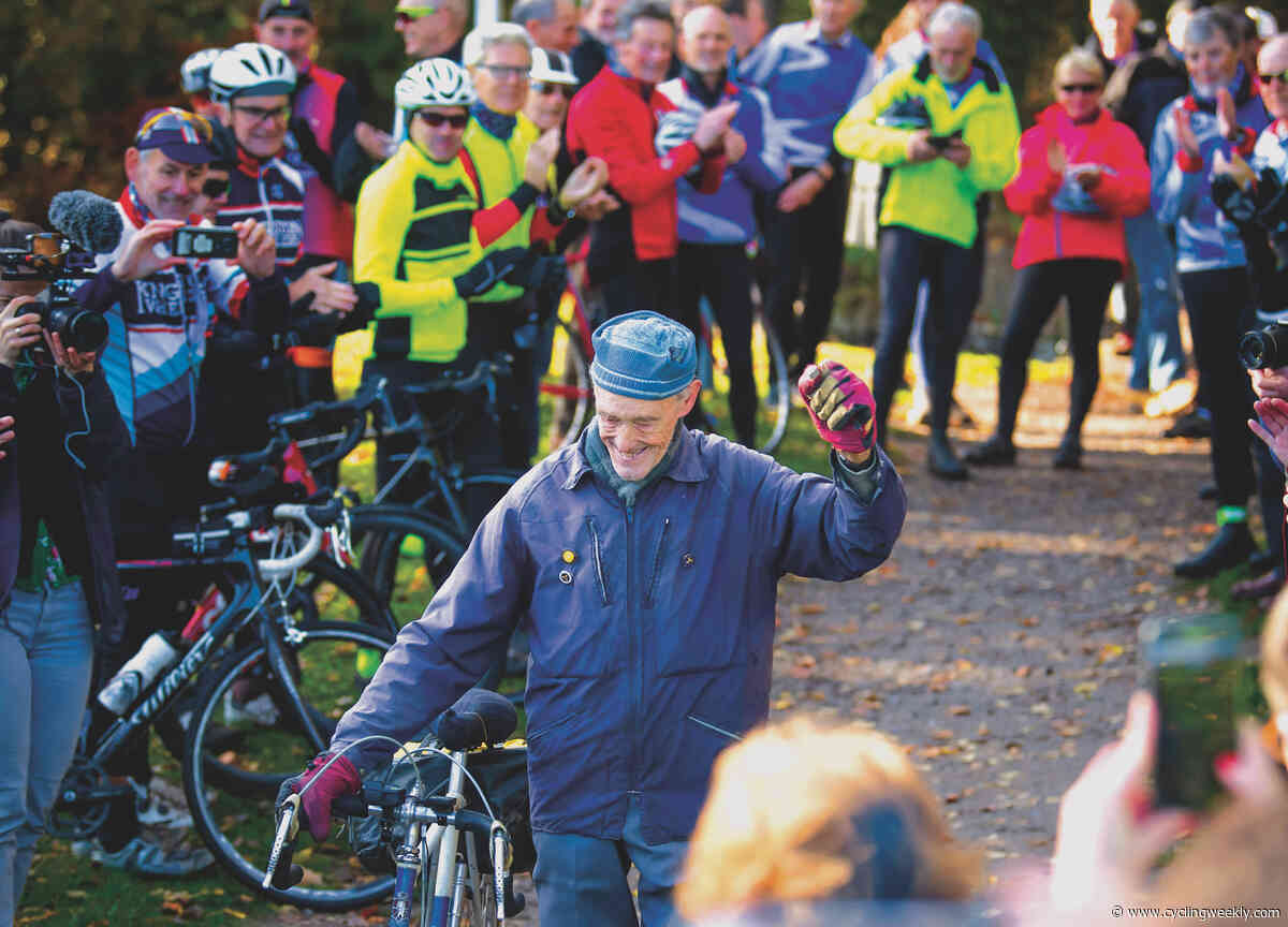 'I've just kept going': Meet 82-year-old Russ Mantle, the one million mile man