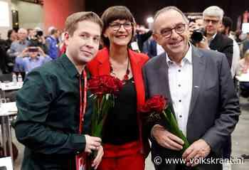 Bij SPD lijkt 'nieuwe tijd' nog niet aangebroken: partij in crisis straalt krampachtig eenheid uit