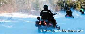 Un homme lutte pour sa vie après un accident de motoneige dans le Nord-du-Québec