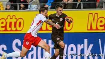 Fußball: Nächste Niederlage für FC St. Pauli: 0:1 bei Jahn Regensburg