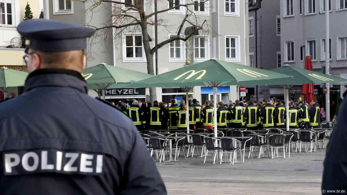 Festnahmen nach tödlichem Streit in Augsburg