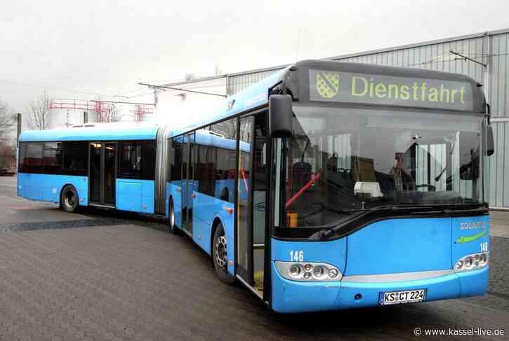 Umleitung für Buslinie 21