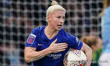 Chelsea Women 2-1 Manchester City Women: Two late goals for the Blues breaks City hearts