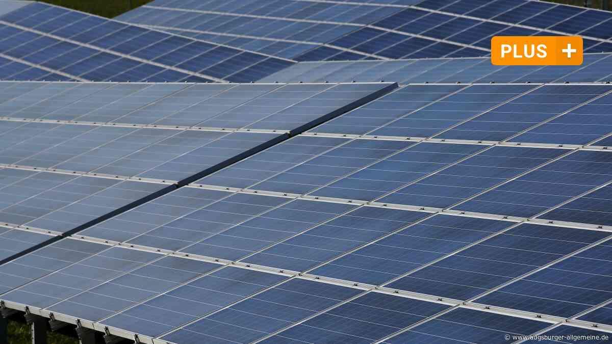 Fotovoltaik: Warum dürfen die Iglinger Bürger nicht mitmachen?