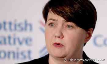 Ruth Davidson hints at future Conservative leadership bid