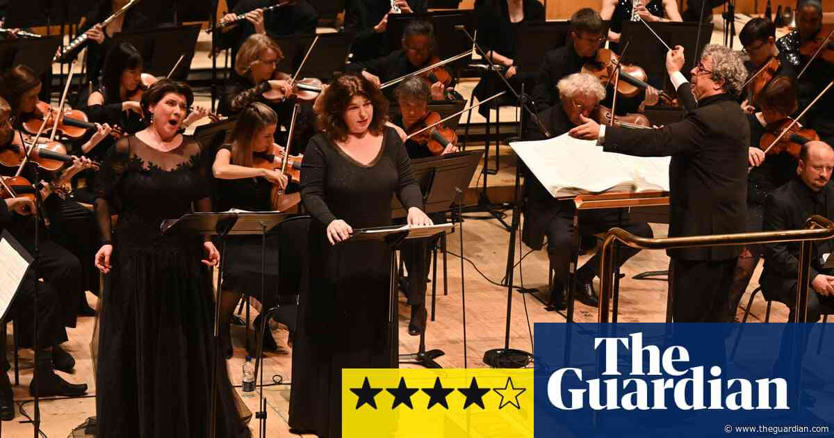 Requiem for Hieronymus Bosch review – Glanert's spectacular, scurrilous chronicle of sin