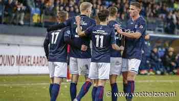 SC Heerenveen schrikt niet van werelddoelpunt Spierings en verslaat RKC