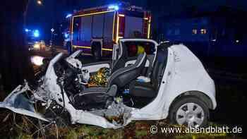 Buxtehude: Alkohol am Steuer: drei Verletzte bei schwerem Unfall