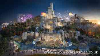 First glimpse of The London Resort theme park set to open near Dartford and Gravesend