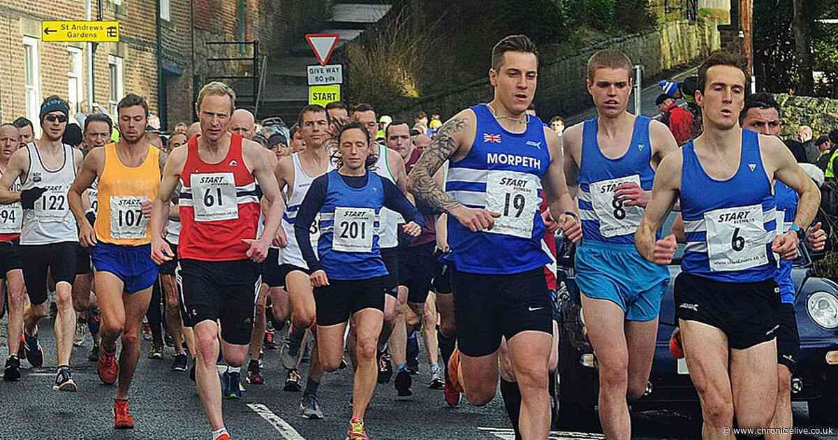 Running club's popular New Year's Day race cancelled as council cites safety fears for road route