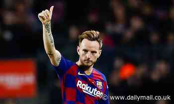 Ivan Rakitic insists Barca is 'perfect place' for him despite links with Man U, Juventus and Inter